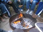 Hotdog-fire