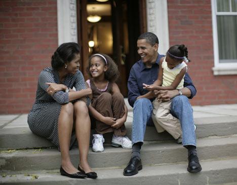 Obama-fam
