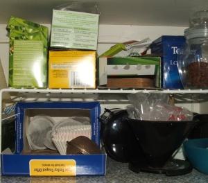 Teacupboard